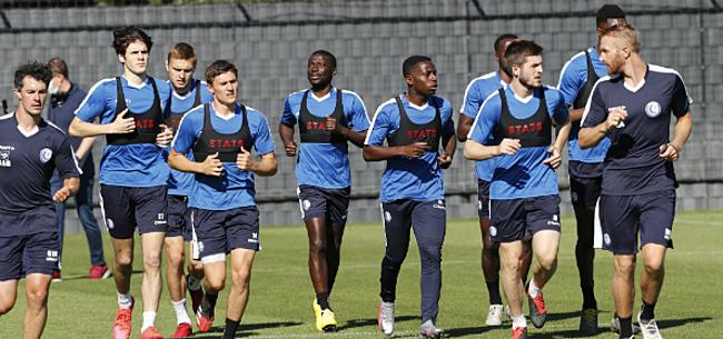 Foto: 'AA Gent plant nog een oefenmatch tegen eersteklasser in'
