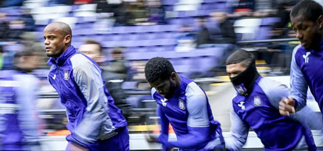 Foto: 'Anderlecht geeft competitie niet op en hervat trainingen'