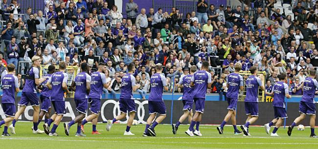 Foto: Anderlecht doet opnieuw overbodige speler van de hand