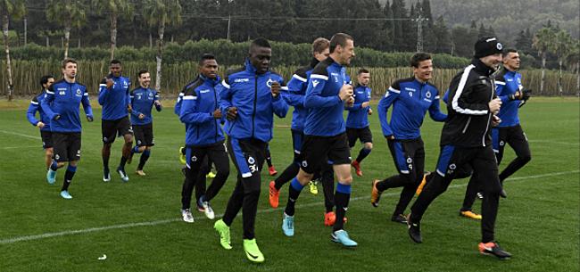 Foto: 'Club Brugge rondt opnieuw een transfer af'
