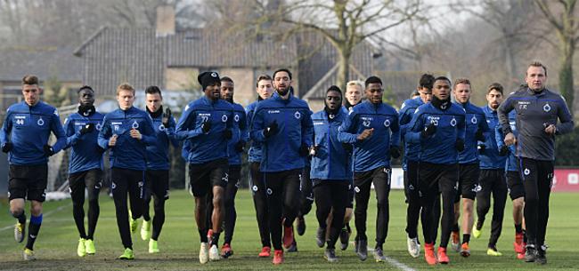 Foto: 'Ontevreden steunpilaar overweegt vertrek bij Club Brugge'