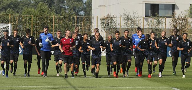 Foto: 'Transferklap Club Brugge: eerste bod van tafel geveegd'