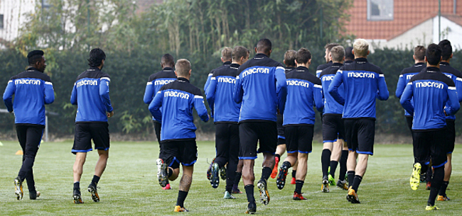 Foto: Oude bekende duikt plots op bij Club Brugge