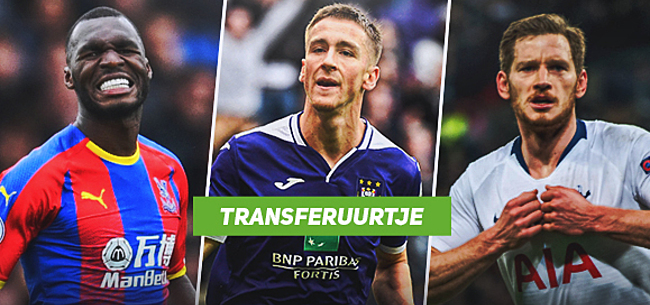 Foto: TRANSFERUURTJE 1/2: 'Twee nieuwkomers voor Anderlecht, Samatta verlaat Genk'