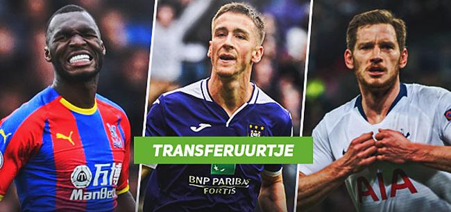 Foto: TRANSFERUURTJE: Anderlecht krijgt alweer dubbele opdoffer, Mertens kan choqueren