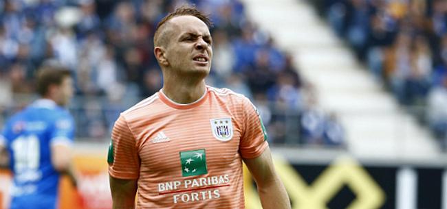 Foto: 'Doelman wil weg bij Anderlecht, interesse in Trebel groeit'