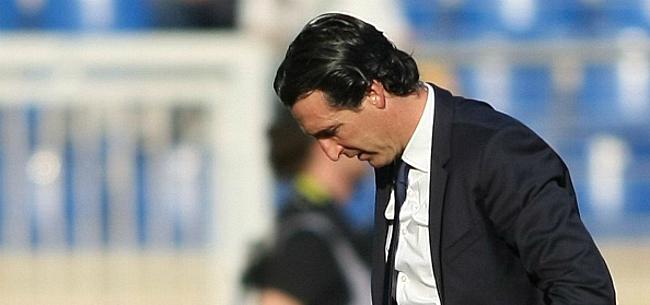 Foto: 'PSG wil af van Emery, opvolger is al bepaald'
