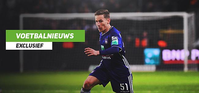 Foto: De grote hoop van Anderlecht: