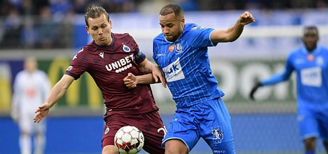 Foto: AA Gent sluit zich aan bij voorkeur van Club Brugge