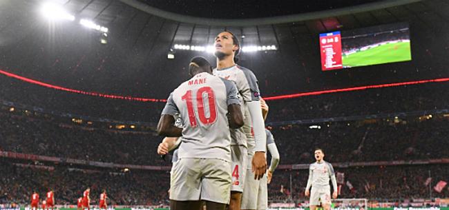 Foto: Ook Bayern München sneuvelt in CL, Liverpool en Barça naar kwartfinales