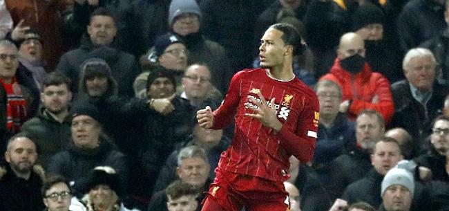Foto: Liverpool klopt United en heeft titel nu echt binnen handbereik