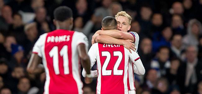 Foto: 'Manchester United gaat aan de haal met smaakmaker van Ajax'