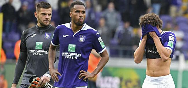 Foto: Anderlecht opnieuw afgemaakt: