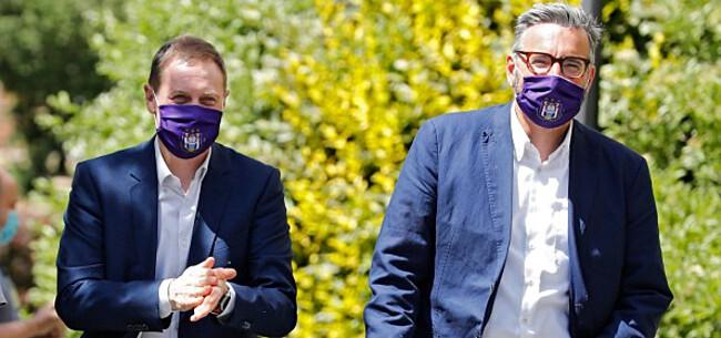 Foto: Anderlecht krijgt na tien jaar nieuwe woordvoerder