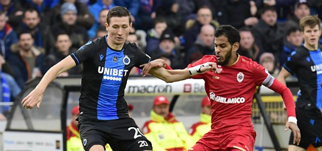 Foto: Club en Antwerp reageren op uitgestelde bekerfinale