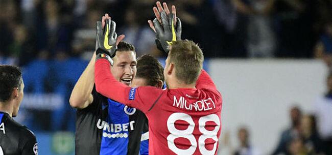 Foto: Galatasaray-coach noemt de drie spelers die hij vreest bij Club Brugge