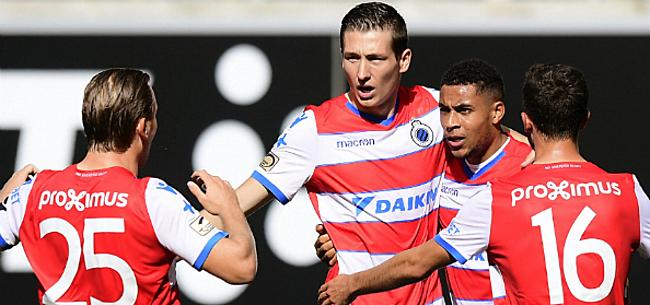Foto: Flinke opsteker voor twee geplaagde sterkhouders Club Brugge