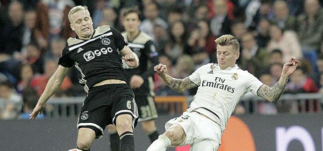 Foto: 'Ajax en Real sluiten megadeal voor volgende zomer'