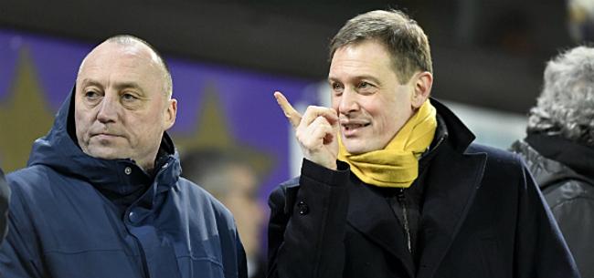 Foto: Van Eetvelt kondigt nieuwe investering aan bij Anderlecht