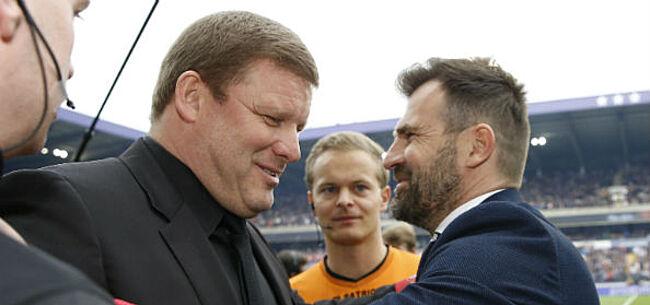 Foto: 'Anderlecht en Club Brugge kloppen aan bij Liverpool'