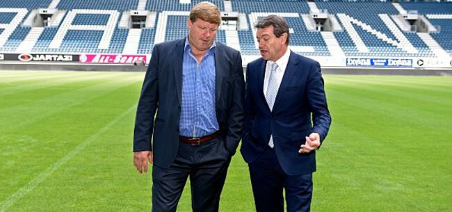 Foto: TRANSFERUURTJE: 'Nieuwe spits duikt op bij Club, Anderlecht wil twee aanwinsten'