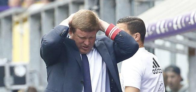 Foto: UPDATE: 'Opvolger Vanhaezebrouck al in Brussel gesignaleerd'