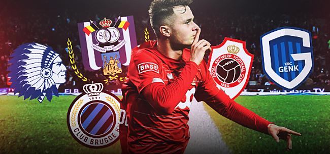 Foto: De verhuis van Vanheusden: welke Belgische clubs maken kans?