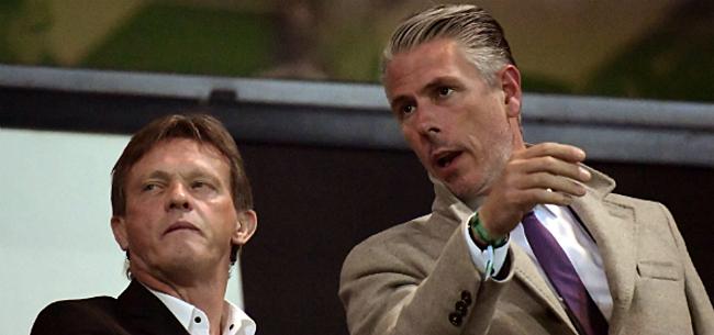 Foto: Extra Time strikt topman van Anderlecht