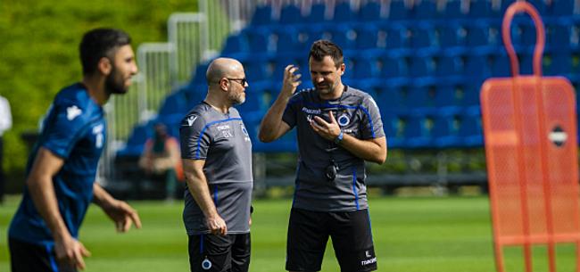 Foto: Verhaeghe spreekt zich uit over toekomst van Leko bij Club Brugge