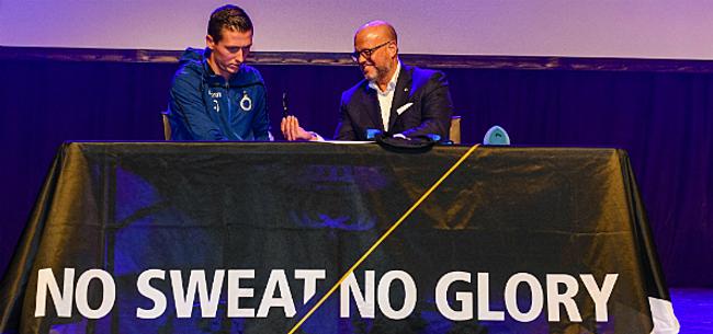 Foto: Vanaken reageert voor het eerst op contractverlenging