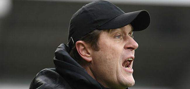 Foto: Hoefkens en Verheyen in de technische staf van Club Brugge?