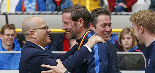 Foto: 'Club Brugge vindt opvolger voor Vermant'