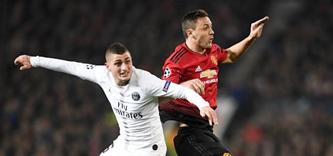 Foto: 'PSG en Manchester United vechten om handtekening aanvaller'