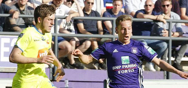 Foto: Anderlecht en AA Gent vegen nul van de tabellen maar zorgen blijven