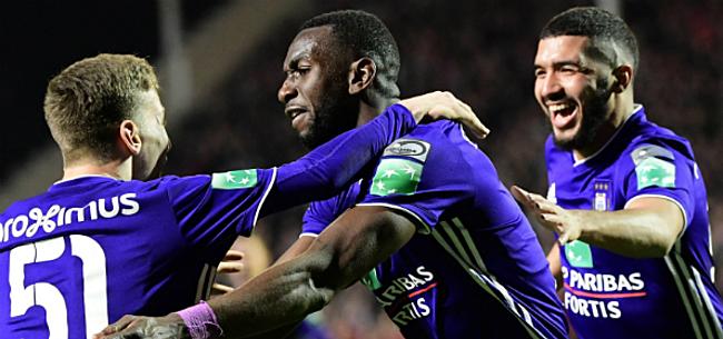 Foto: Anderlecht-middenvelder maakt indruk op Ajax: