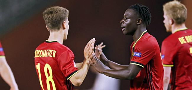 Foto: Anderlecht in de wolken: