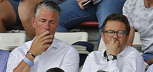 Foto: Verschueren reageert op mogelijke verkoop Anderlecht