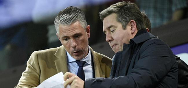 Foto: Mannaert en Verschueren slaan handen in elkaar:
