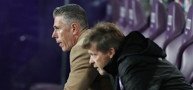 Foto: Transferblunder bij Anderlecht: