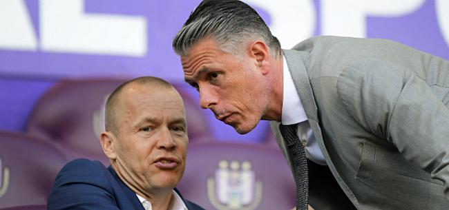 Foto: 'Anderlecht rondt heel binnenkort eerste transfer af'