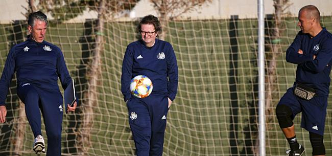 Foto: 'Coucke dribbelt voetbalicoon voor komst Kompany'