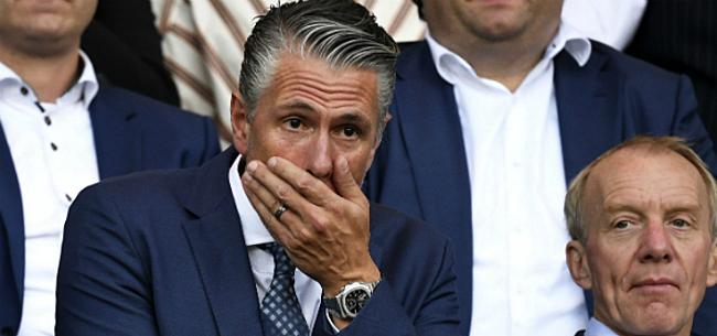 Foto: 'Anderlecht en Galatasaray onderhandelden, verschil is zeer groot'