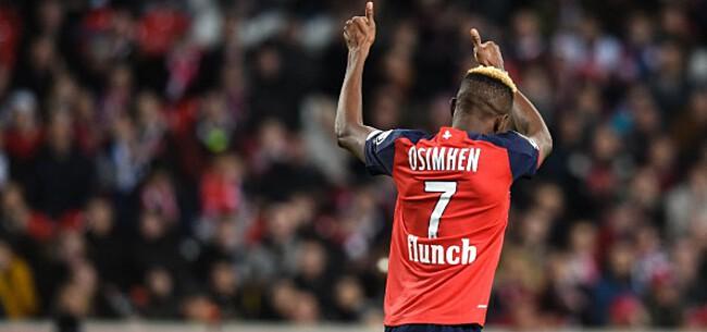 Foto: Charleroi is zeven miljoen euro rijker na transfer Osimhen