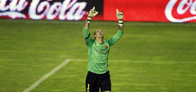 Foto: Valdes probeert het na Barça-fiasco opnieuw als trainer
