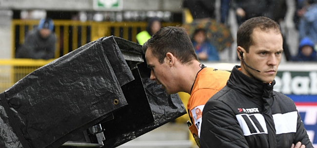 Foto: Scheidsrechtersbaas Verbist tevreden over eerste seizoenshelft Belgische refs