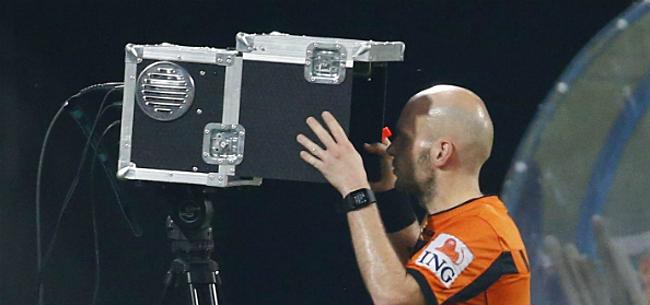 Foto: Belgische topscheidsrechter fluit dit seizoen niet meer