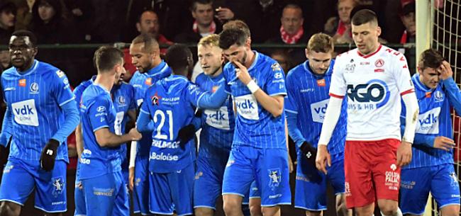 Foto: AA Gent troeft met indrukwekkende statistiek zelfs Club Brugge af