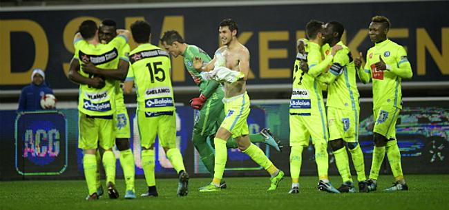 Foto: Middenvelder wil AA Gent verlaten: