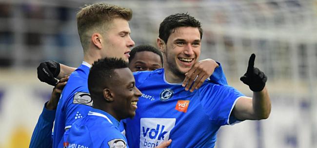 Foto: AA Gent lijkt over extra troef te beschikken in strijd om Play-Off I