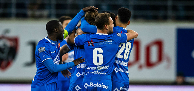 Foto: 'AA Gent-speler lokt interesse van Straatsburg en FC Nürnberg'